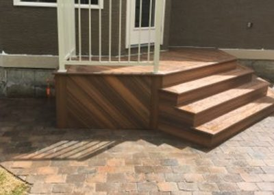 Decks, Fences & Paving Stones